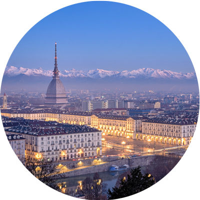 TURIN CITY CENTER